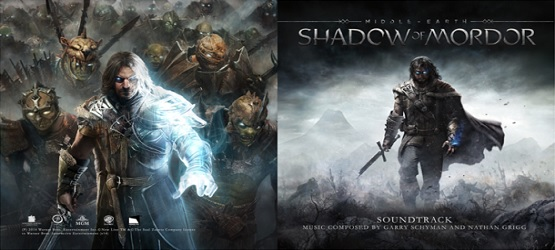 shadow of mordor music