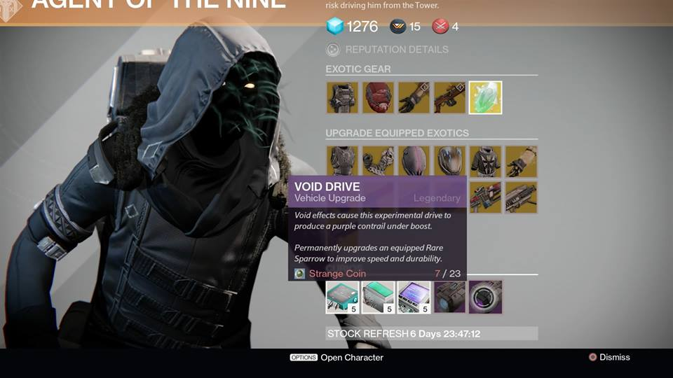 It s friday which means it s time for another destiny xur