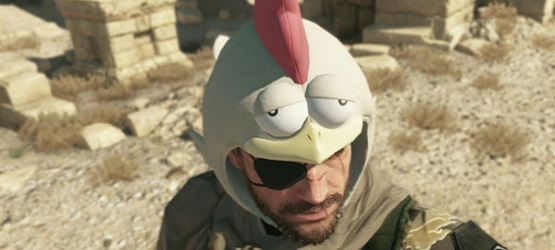 Phantom Pain Chicken Hat