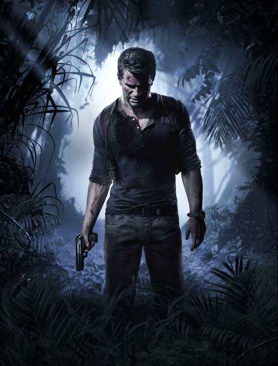 Uncharted 4 Cover Art