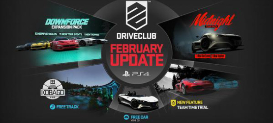 driveclubfebruary2015update