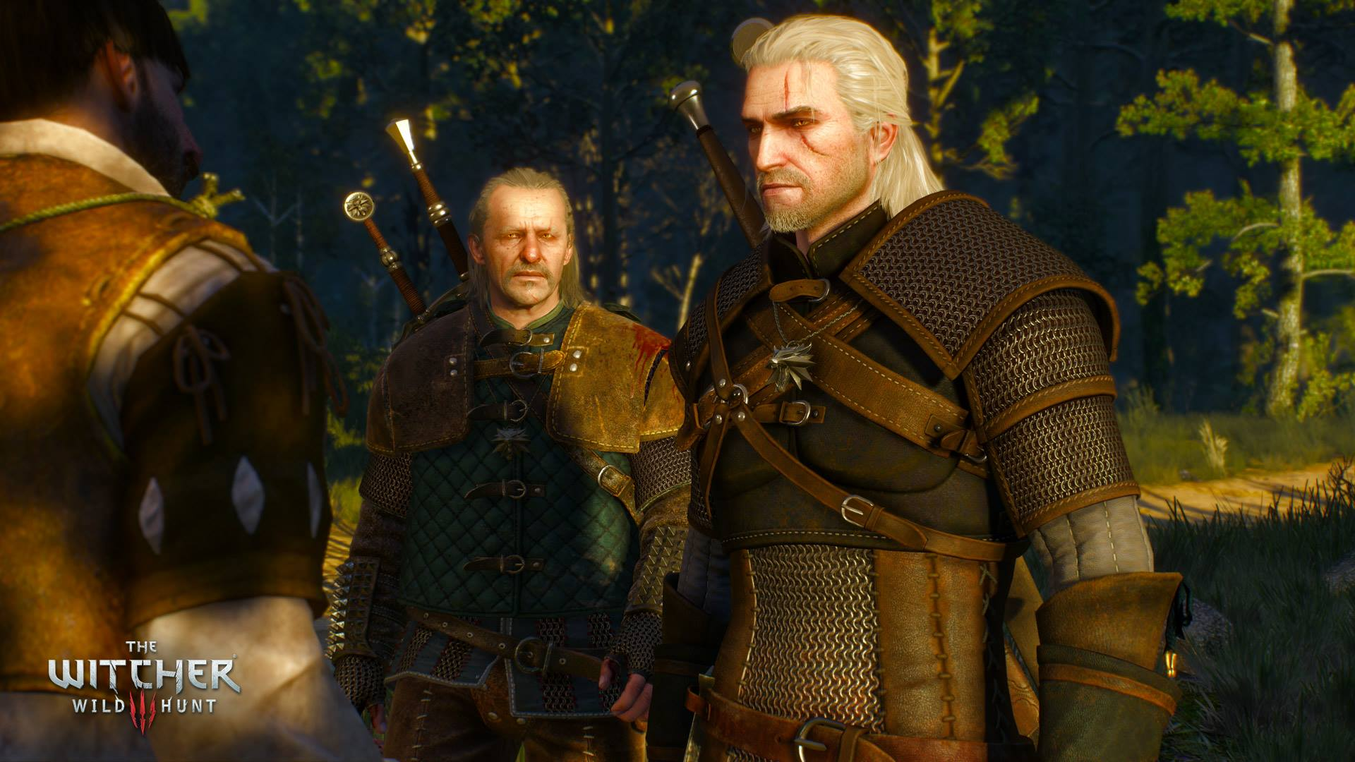 Geralt, Vesimir, The Witcher