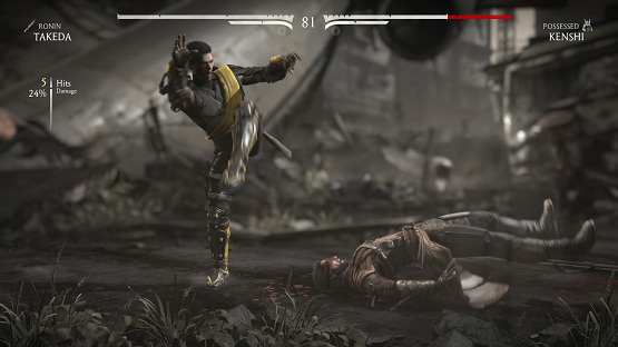 MKX fight 2