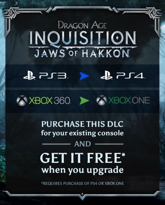 Jaws of Hakkon Cross Buy Dragon Age