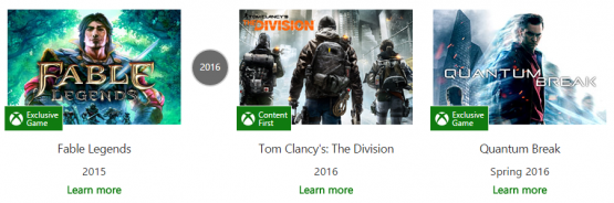 Xbox Store Exclusives