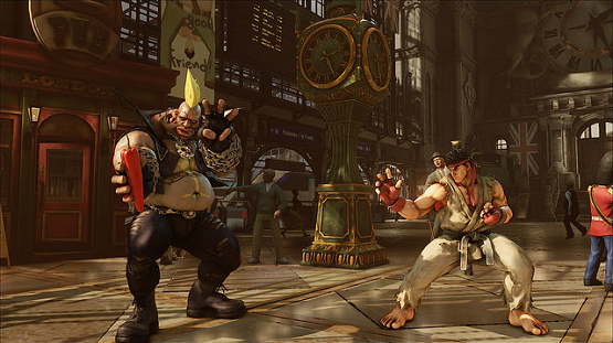 Cammy and Birdie Join Street Fighter 5 Roster, Characters Detailed