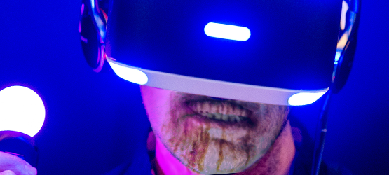 Daily Reaction Project Morpheus VR PT Horror