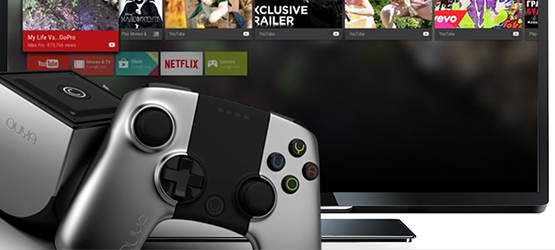 Ouya-with-TV sold to Razer