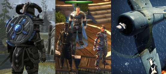 best mmorpg games for pc no