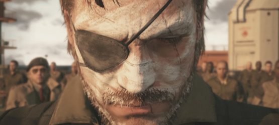 MGSV Snake paint