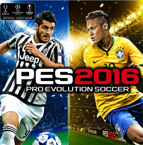 PES 16 Cover
