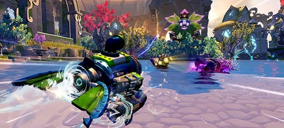 Skylanders SuperChargers Screen