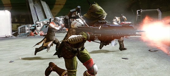 Destiny update 2.0 shoot