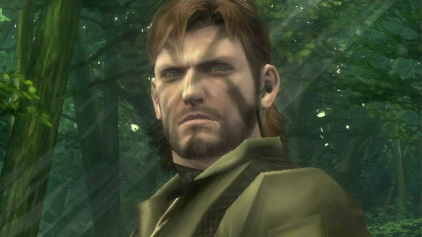 naked snake scientist by - photo #6