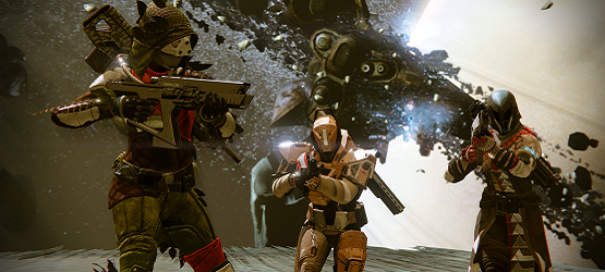 Destiny The taken King impressions Header