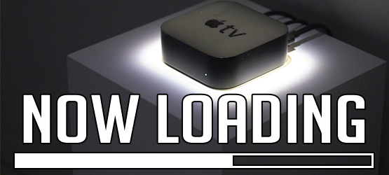 nowloading...appleTV