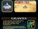 Click to see Longcat's presentation of foes in Dragon Quest Heroes.