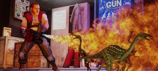 primal carnage extinction ps4 review