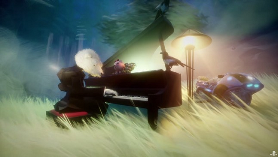 Latest Dreams PS4 Gameplay Video Shows City Building