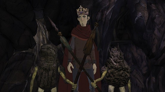Kings quest chapter 2 rubble without a cause 5
