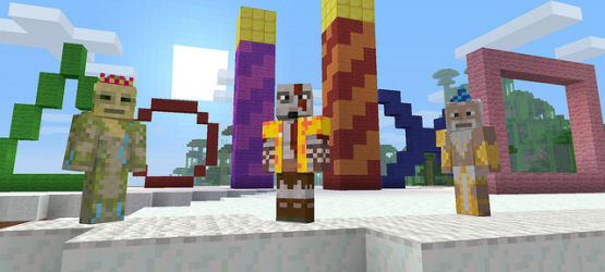 minecraft playstation®4 edition iron belly trophies