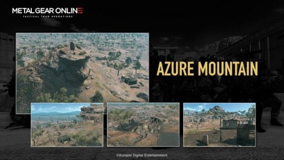 azure amountain dlc mgo