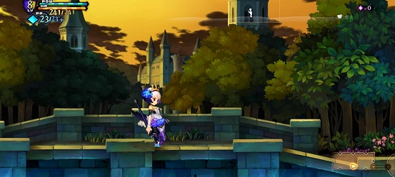 Odin Sphere Leifthrasir PS4 vs. Vita Screenshots