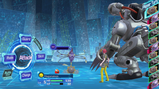 DIGIMON STORY CYBER SLEUTH 3