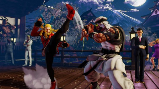 Capcom Issues Update on Street Fighter V Matchmaking, Battle Lounge and Fighter ID Search
