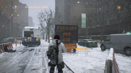 Tom Clancy's The Division - nosTEAMro