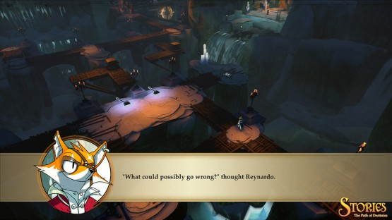 stories the path of destinies review
