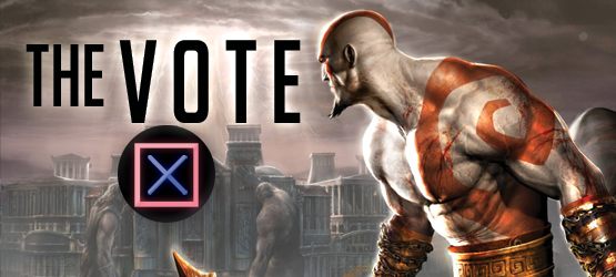 theVOTE God of war 4 setting