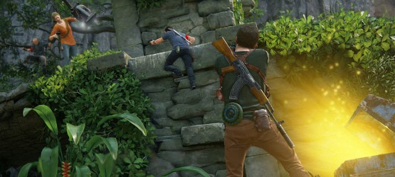 Uncharted 4 hands-on multiplayer preview