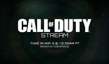 Call of Duty Stream May 2 555x328
