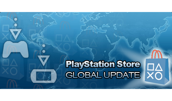 what time is the playstation store update
