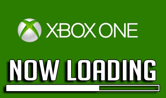 Now Loading Xbox One Scorpio