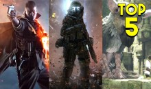 Top 5 Anticipated E3 2016 Header