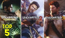 Top 5 Nathan Drake Uncharted Moments Header