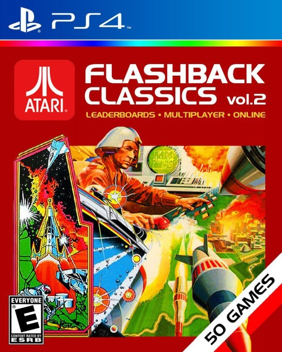 Atari Flashback Classics Listed For PS4 & Xbox One