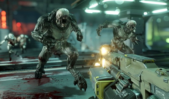 Doom Update 1.03 on PS4 Fixes SnapMap Save Corruption Issue