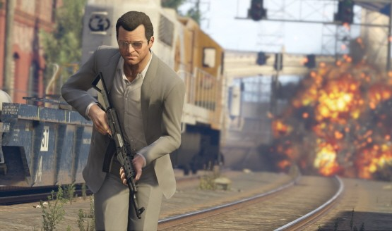 UK Sales Chart: Grand Theft Auto V Back at #1