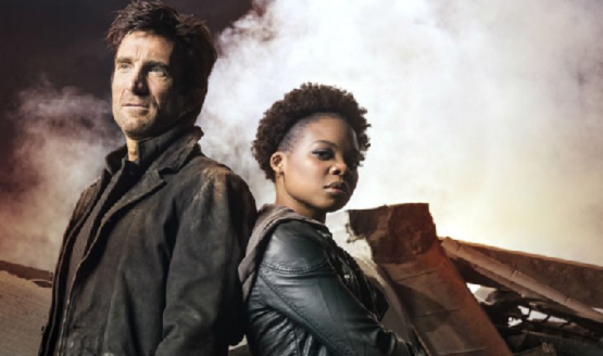 Powers Season 2 Review header