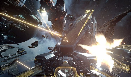 EVE Valkyrie Dev Making Action MMO, Using Unreal Engine 4