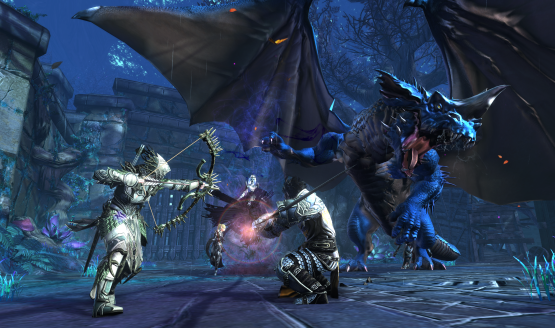 Free-To-Play MMORPG Neverwinter PS4 Release Confirmed