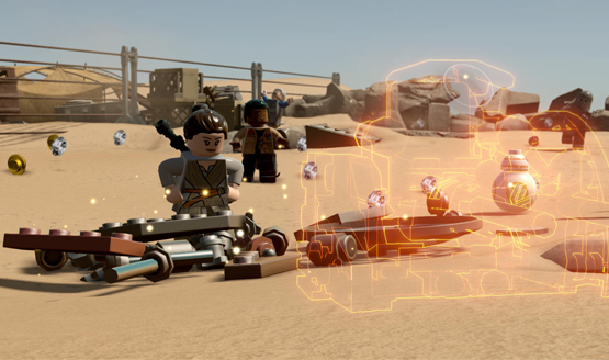 LEGO Star Wars The Force Awakens Review 1