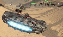 LEGO Star Wars The Force Awakens Review 2