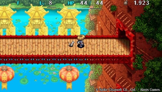 Shiren the Wanderer The Tower of Fortune and the Dice of Fate Review 01