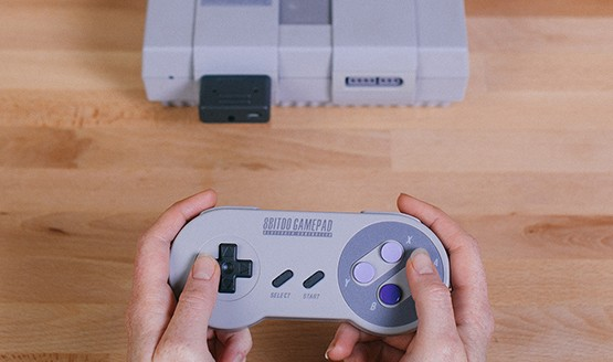 snes adapter dualshock