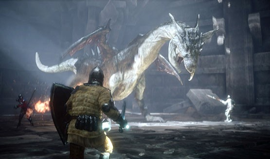 New Deep Down Trademark Filed by Capcom