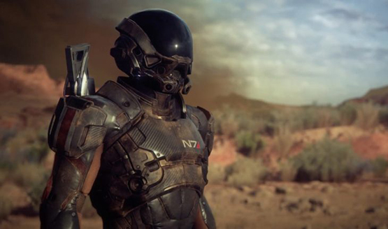 The Game Awards 2016 – Mass Effect Andromeda Gameplay Revealed